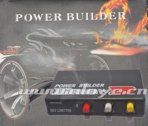 Power Builder Flame Type B Universal Exhaust Flame Kit Bee Rev Limiter