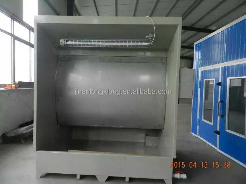 Wholesale Stand alone spray booth/Water curtain painting booth ...