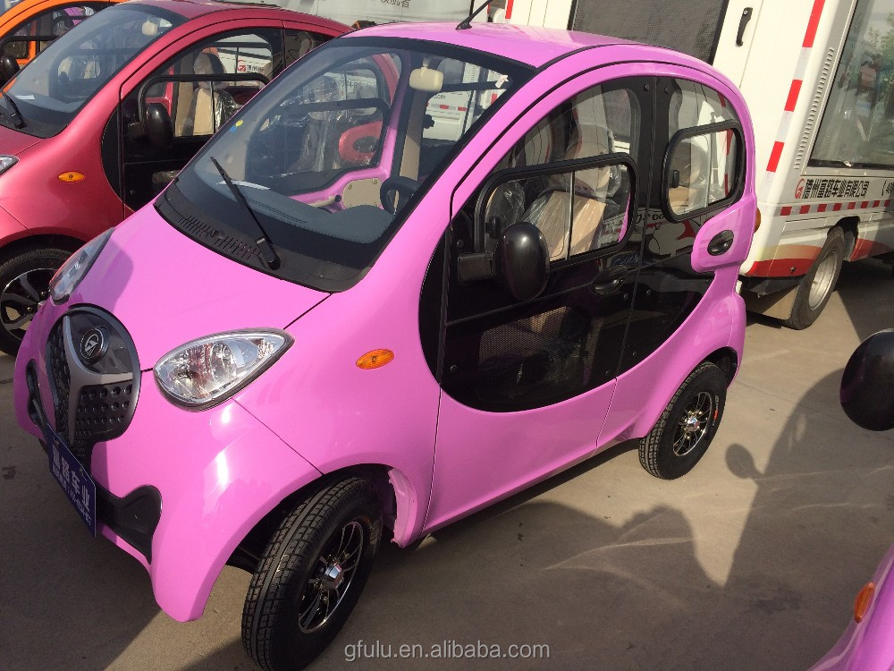 Electric driving type and passenger use for elelctric car/2016 China manufacture electric car/small Chinese Battery adult car