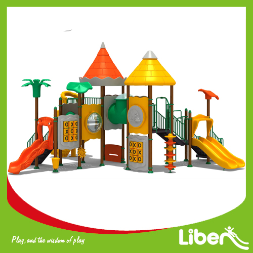 China Wholesale Used Commercial Outdoor Children Playground Equipment