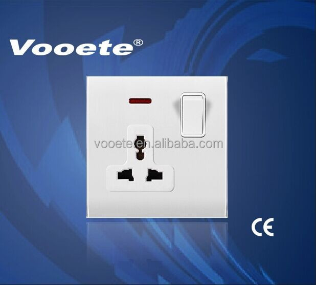 Multi socket with neon good quality and reasonable price