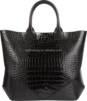 wholesale bags brand name fashion handbags high quality leather designer  tote bags for ladies da7f255ed7890