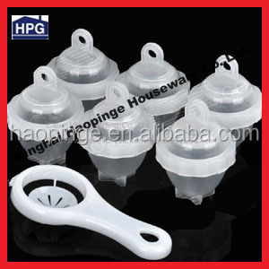 7pcs Varied plastic boil egg tool
