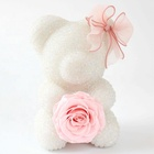2020 Sweetie-gifts High-end market rose diamond bear pearl bear