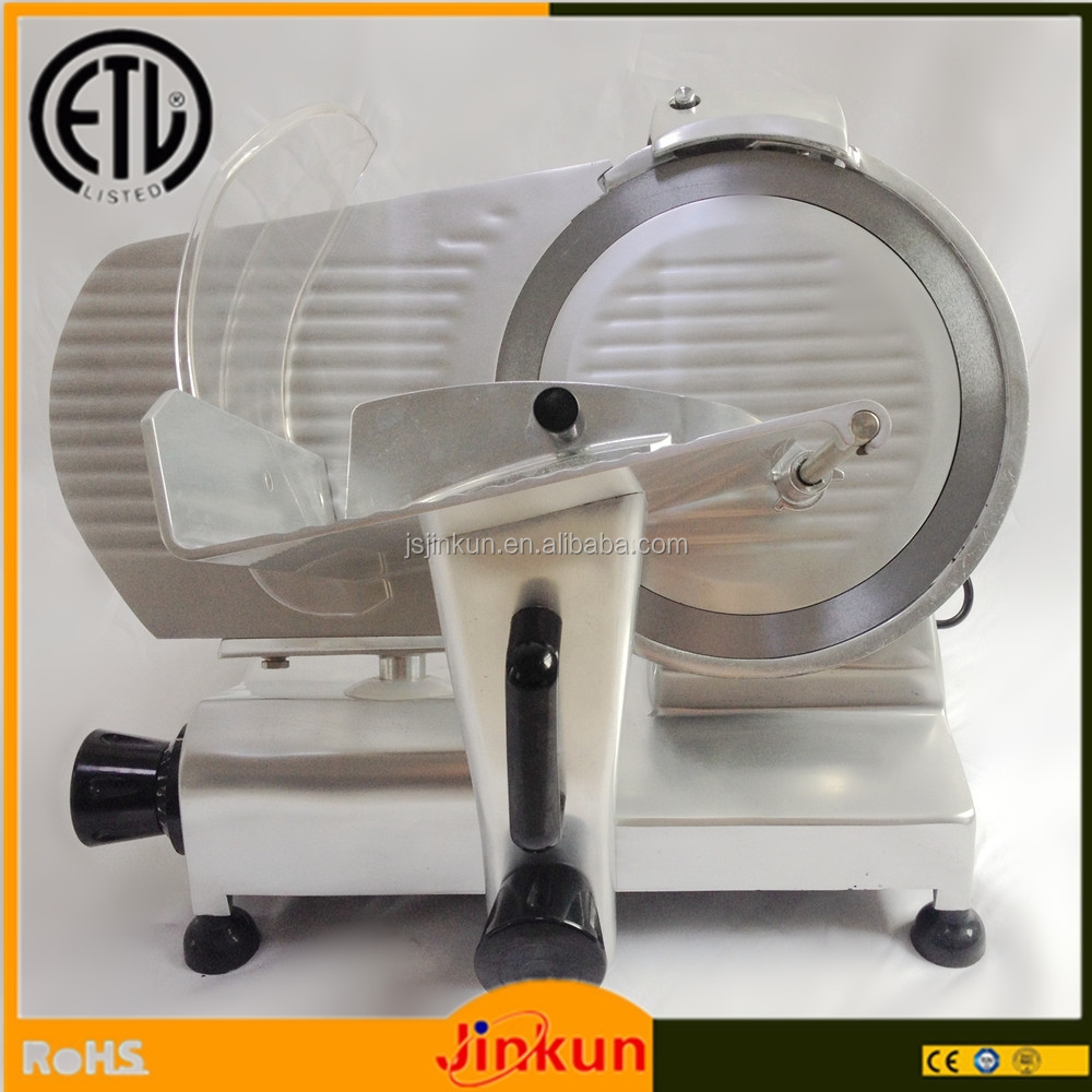 "12""Inch 300mm suppliers of industrial commercial hotel frozen deli slicer/meat slicer/meat cutting machine"