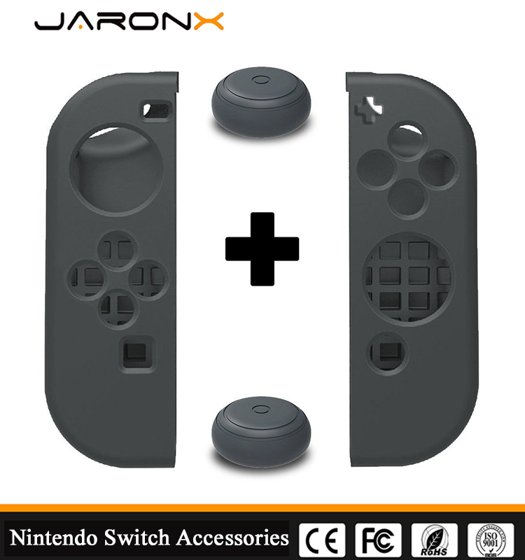 Professional Excellent Quality Silicone Case Wholesale Silicone Grip for Nintendo Switch