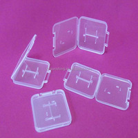 Wholesale secure digital memory cards case/box/holder