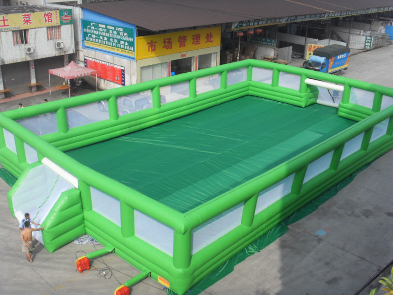 Inflatable Soccer Court Street Soccer Arena Inflatable