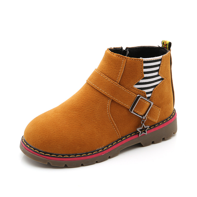 children pu leather winter boots kids boots cheap prices