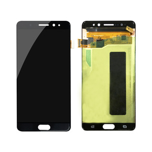 Quality AMOLED For Samsung Galaxy Note 7 Lcd Touch Screen Display Digitizer Assembly For Sumsung Note 7 Lcd