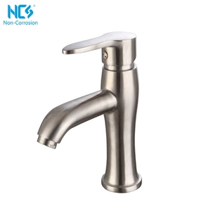 Good Quality Mop Sink Mixer Monobloc Traditional Tap Ware Bathroom Taps