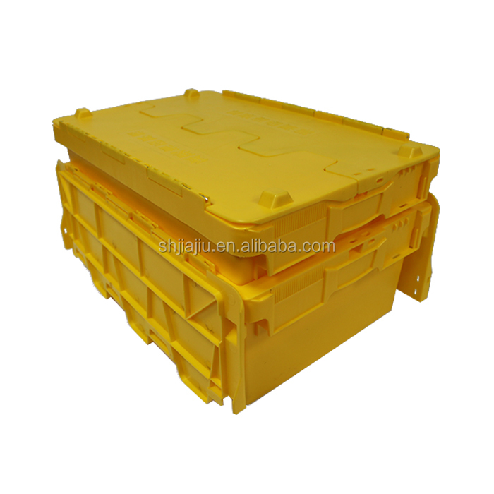 plastic injection molding raw material box plastic movers