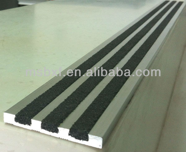Rubber Stair Nosing For Tile, Rubber Stair Nosing For Tile Suppliers And  Manufacturers At Alibaba.com