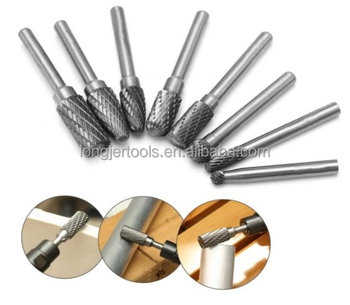 8pc Carbide Rotary Burr Cutter With Blow Molded Cases Power Tool - Buy  Rotary Cutter,Power Tool,Carbide Rotary Burrs Product on Alibaba com