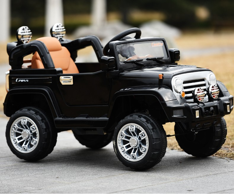 New Design Toys Kids Electric Jeep Cars For Year Olds With Baby