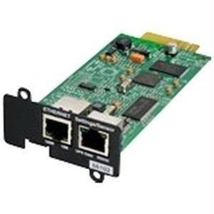 "Eaton Network Card - Ms - By ""Eaton"" - Prod. Class: Network Hardware/Network Adapter / Other"