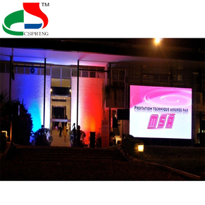 outdoor 6mm SMD P3 P4 P5 P6 P8 P10 P16 led display screen