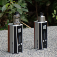 Variable Voltage Aurora DNA 250 AR2/3 carbon fiber cigarette OEM Welcome By SmokFon