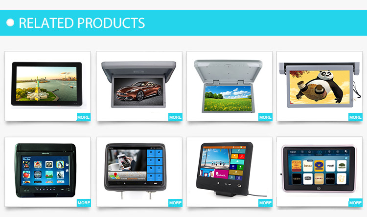 2020 new factory hot sale cheap 10.1inch 3g 4g wifi Android tablet 9taxi video advertising player Advertising player