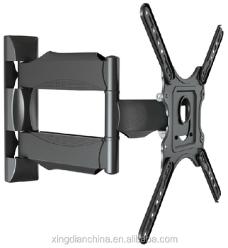Best Selling Adjustable Height Motorized Tv Wall Mounts