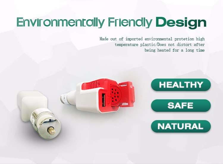 China Supplier Healthy Rohs Certification Car Charger Waterless ...