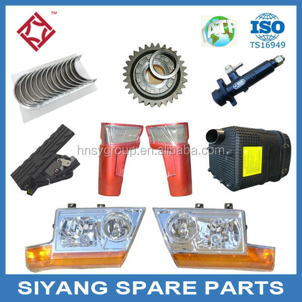 factory price all truck parts for sinotruck Sinotruk Howo