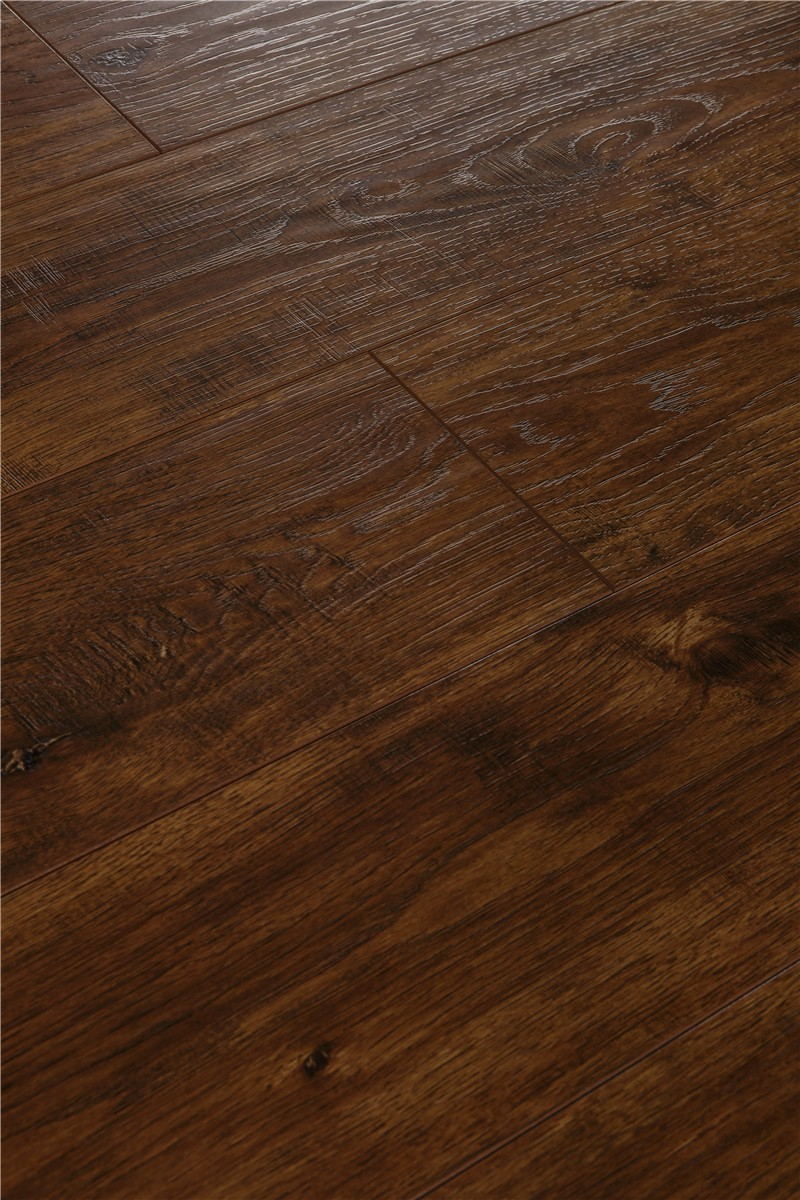 Brand new fire resistant laminate flooring with high for Quality laminate flooring