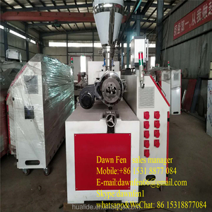 PVC WPC window frame ectrusion machine