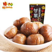 Hot Sell Organic Chestnuts Snacks Packaged nuts and snacks