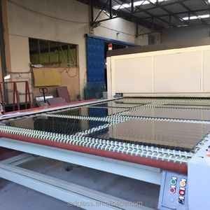 Germany control tempering glass machine price