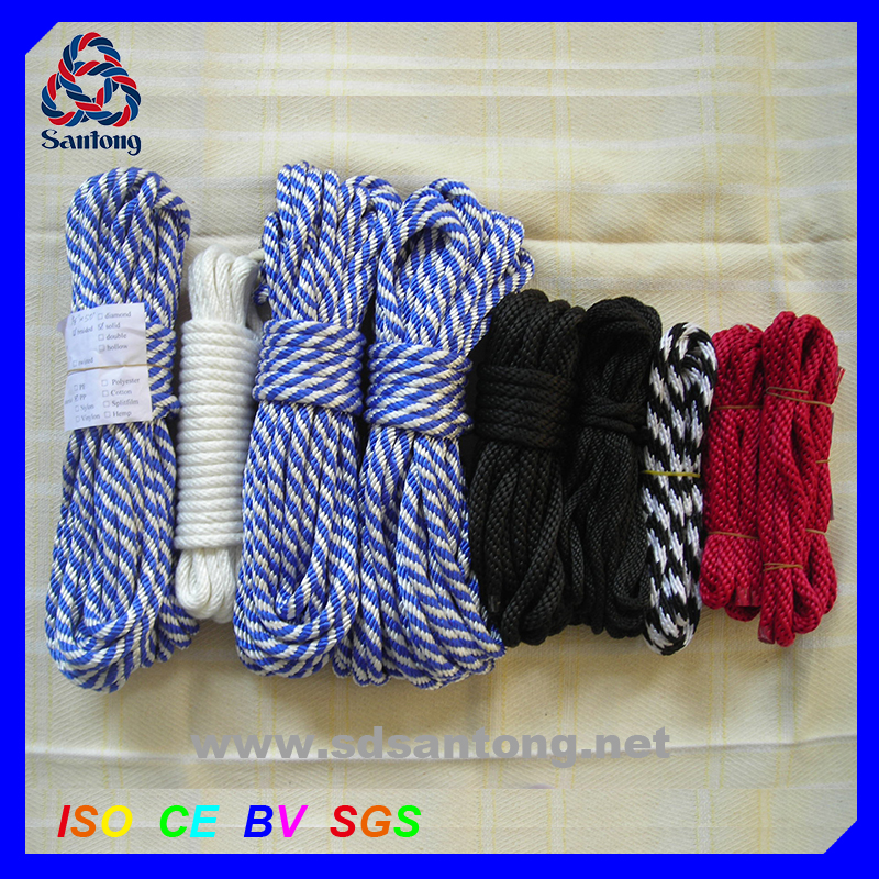 32-strand braided rope in all kinds of color