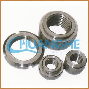 made in china fastener flat head inside & outside hexagon blind rivet nuts