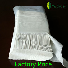 factory embossed hand towel tissue