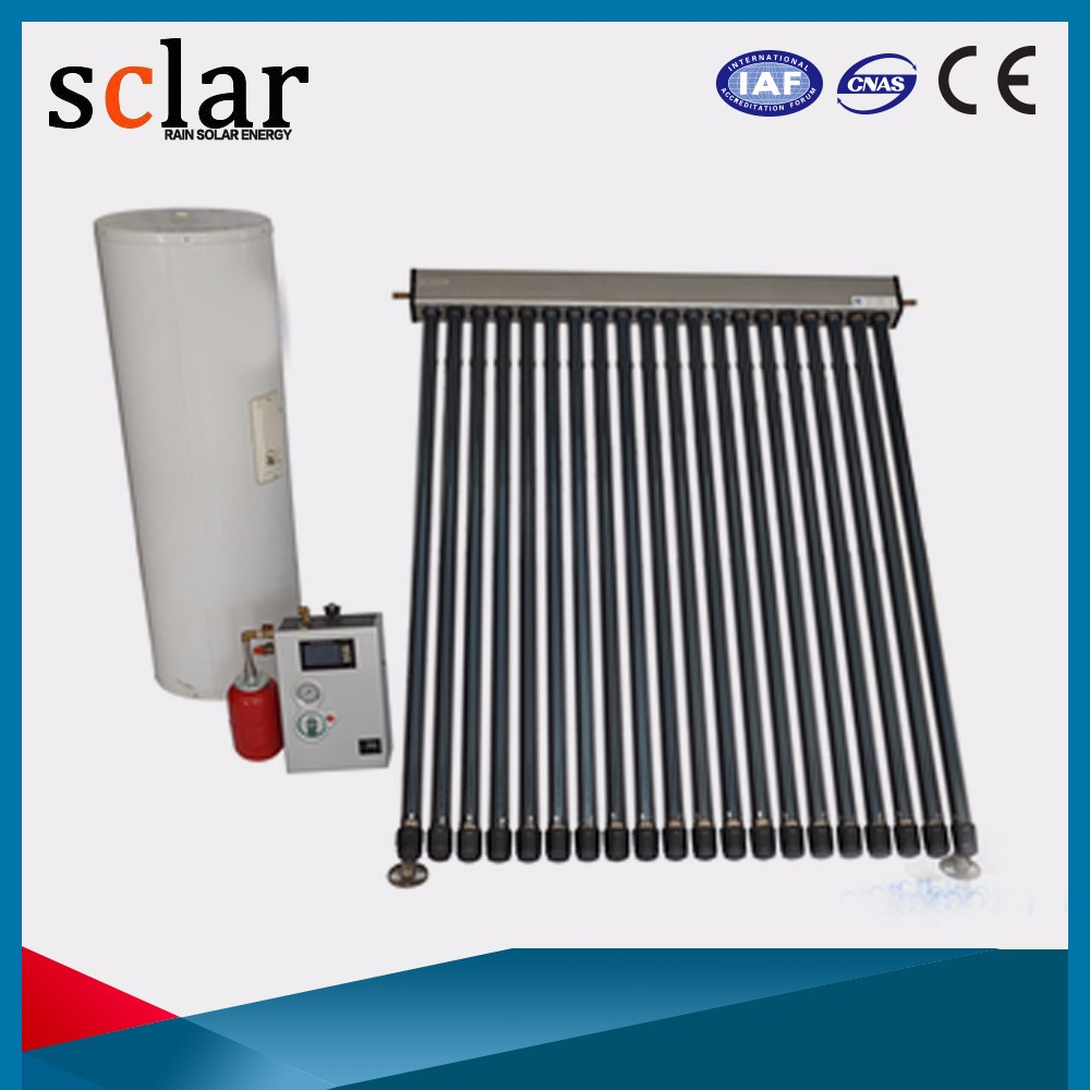 Quality Primacy Vacuum Tube Water Hater Green Energy Collector Solar Underfloor Heating System