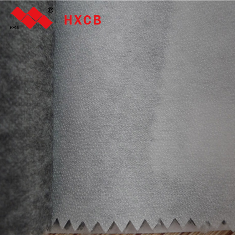 Garment Polyester&Nylon Nonwoven Interlining&Lining Fabrics For Mens Suits