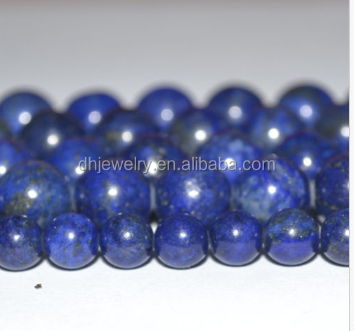 new arrivals 100% Natural Stone Blue Egyptian Lazuli Lapis Gemstone Loose Beads