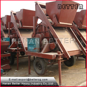 Better forced JDC diesel concrete mixer price