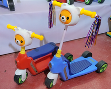 2015 New model 2 in 1 baby scooter, 3 wheeled scooter for kids, child scooter