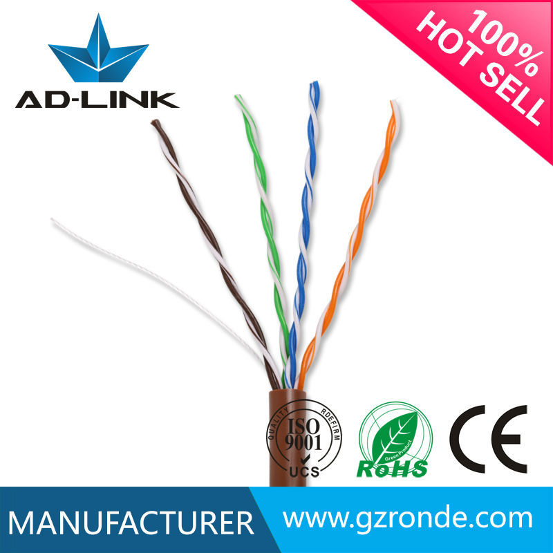 Best Price UTP Cat5e/Cat6 Lan Networking Cable Wholesale On Line