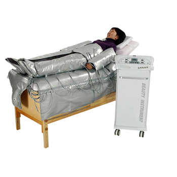 infrared pressotherapy pressotherapy suit air presotherapy and infrared loss weight beauty. Black Bedroom Furniture Sets. Home Design Ideas