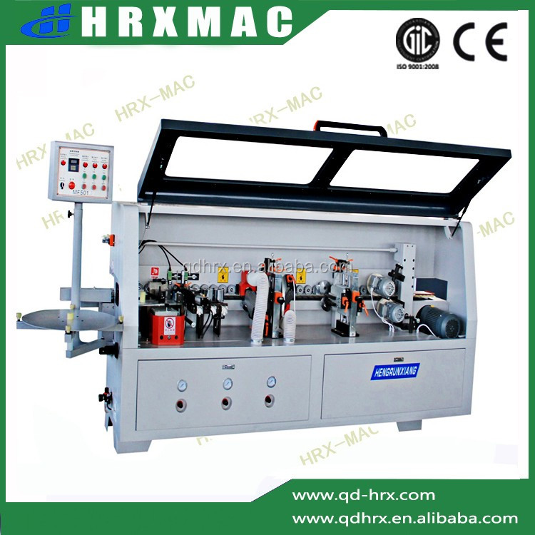 manufacturer of semi-automatic edge banding machine wood edge banding machine woodworking edge banding machine price