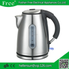 Hot Sale Stainless Steel Mini Cordless Electric Kettle