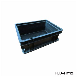 FLD Custom Supermarket Fruit Food Vegetables Storage Box PP Circulation Boxes