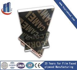 18mm cheap price poplar film faced plywood /marine plywood