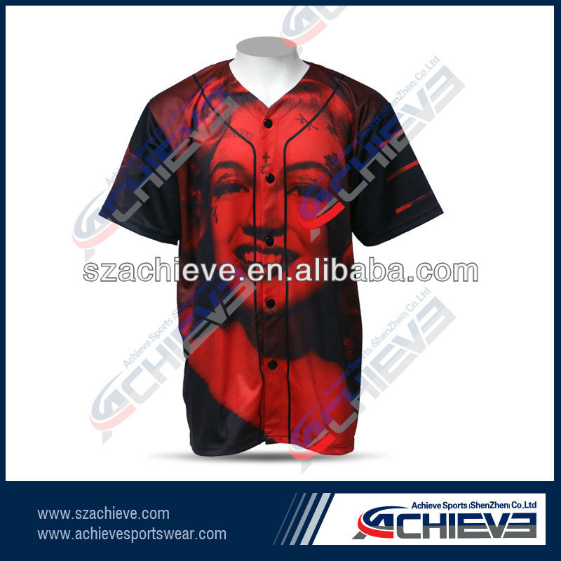 baseball jersey blank baseball jerseys wholesale custom baseball jersey