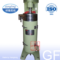 Oil-Water Centrifuge Separator for Electroplating Solutions