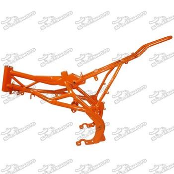 125 150 160cc Dirt Pit Bikes Xr Crf70 Tube Frame Set - Buy Dirt Bike ...