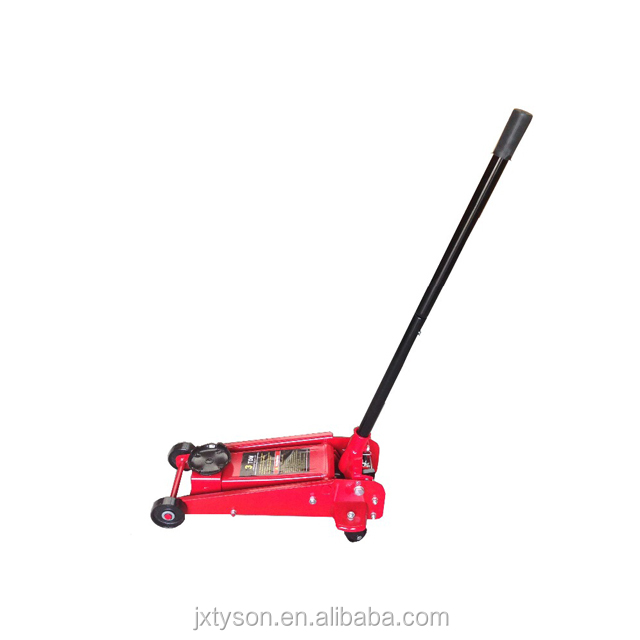 2.5 Ton Car Lifting Tools Low Profile steel Floor Jack Hydraulic Trolley Jack