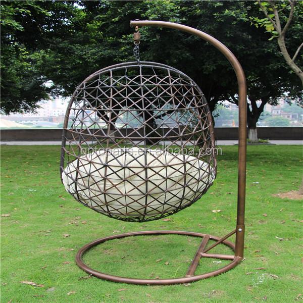 Patio Swings Indoor Outdoor Furniture Rattan Swing Chair Garden Rattan Nest  Swing Garden Furniture Rattan Wicker