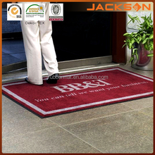 Nylon printed anti dust floor mats